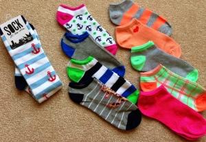 My lovely new socks!