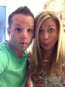 No vacation is every fun without a fish face selfie!