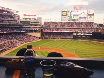 The view, the peanuts, the breeze - PERFECT!