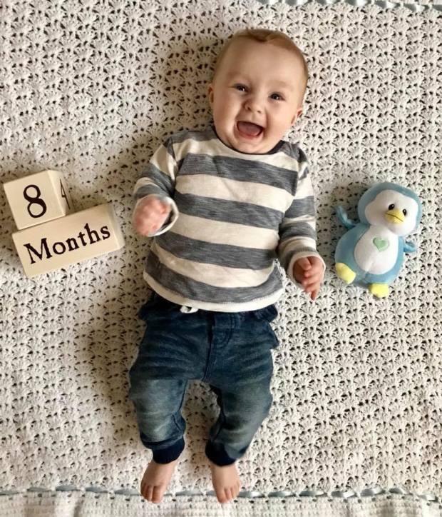8 months l